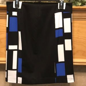 Premise Skirts - PREMISE COLORED BLOCK SKIRT-SIZE 10P-NWT